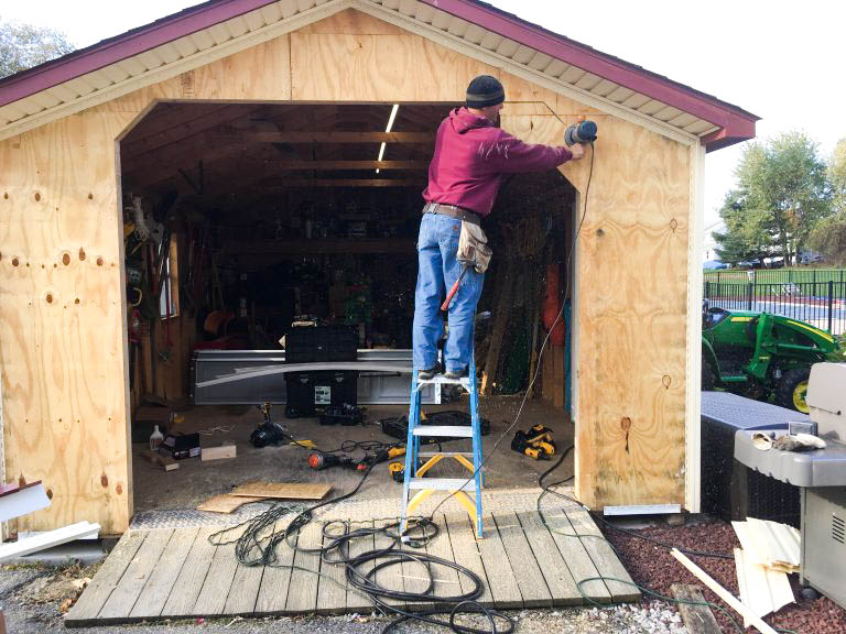 Shed Repair Near Me