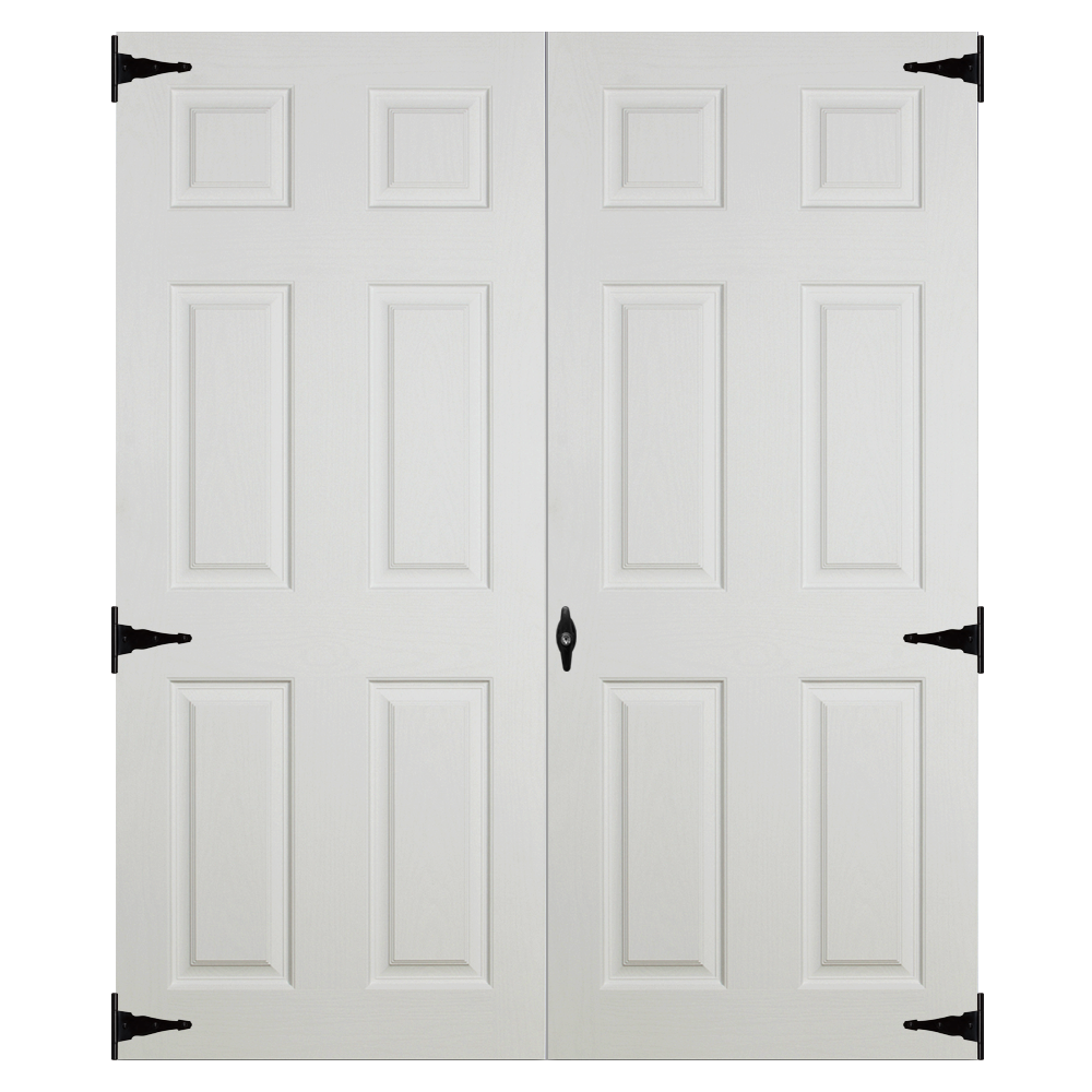 Fiberglass Shed Replacement Doors