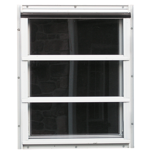 Louvered Shed Replacement Windows