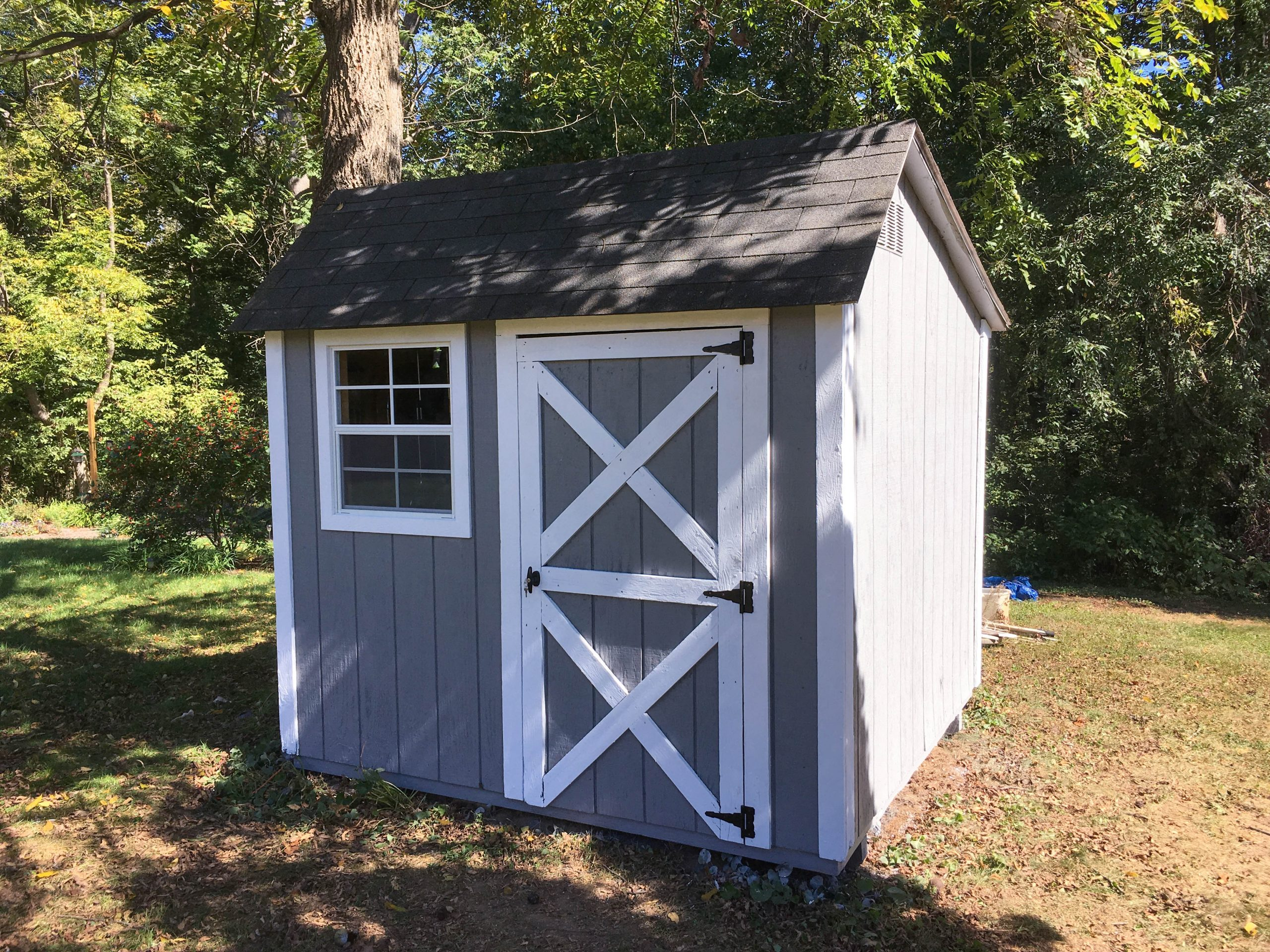 Shed Repair Cost